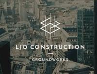 LJO Construction Logo